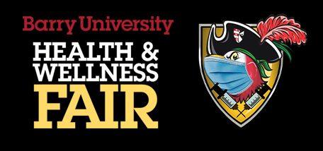 BARRY UNIVERSITY VIRTUAL HEALTH & WELLNESS FAIR