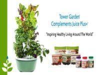 Juice Plus Tower Garden Lean Wellness Provider