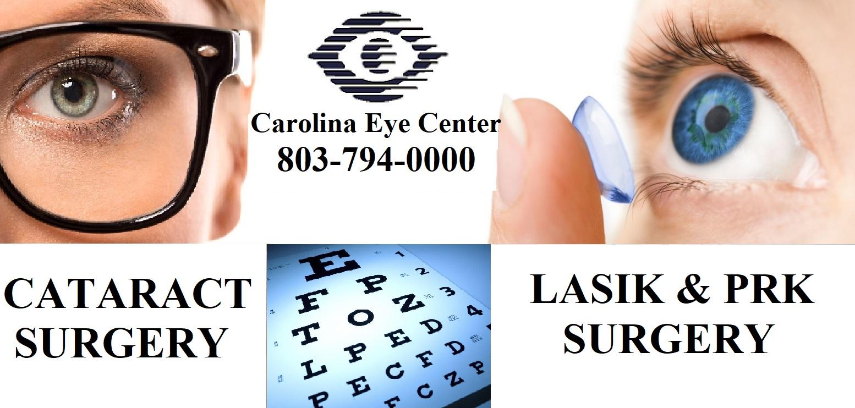 Carolina Eye Center | Wellness Provider