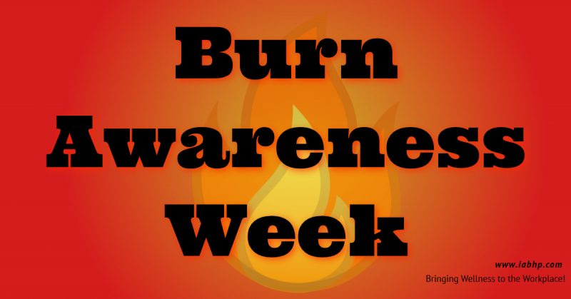 Burn Awareness Week