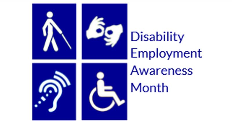 Disability Employment Awareness Month (National)