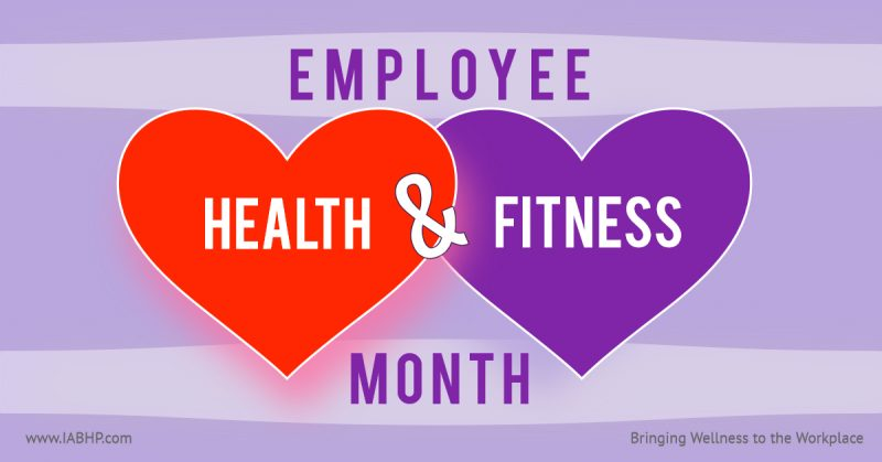 Employee Health & Fitness Month
