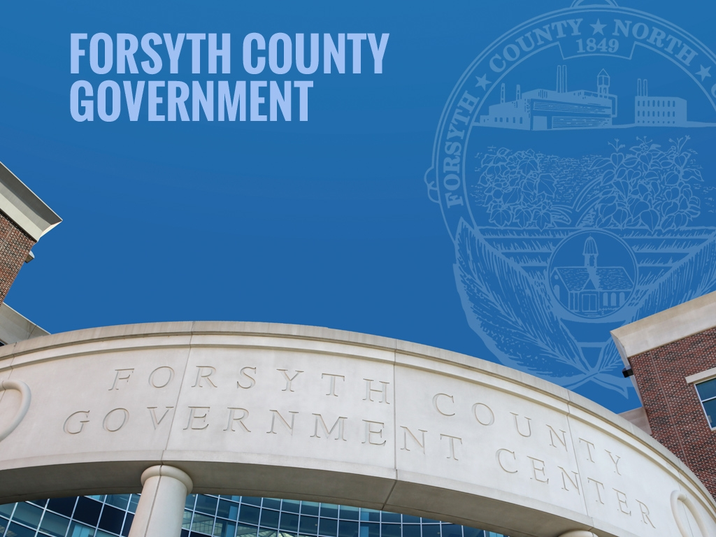 Forsyth County Government 2020 Health Fair