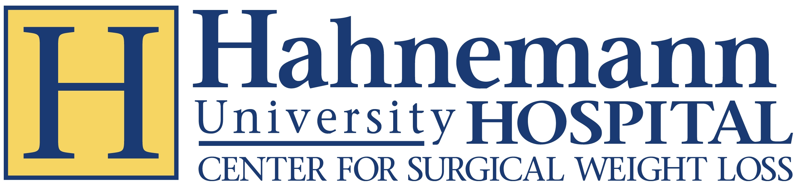 Center for Surgical Weight Loss at Hahnemann University Hospital
