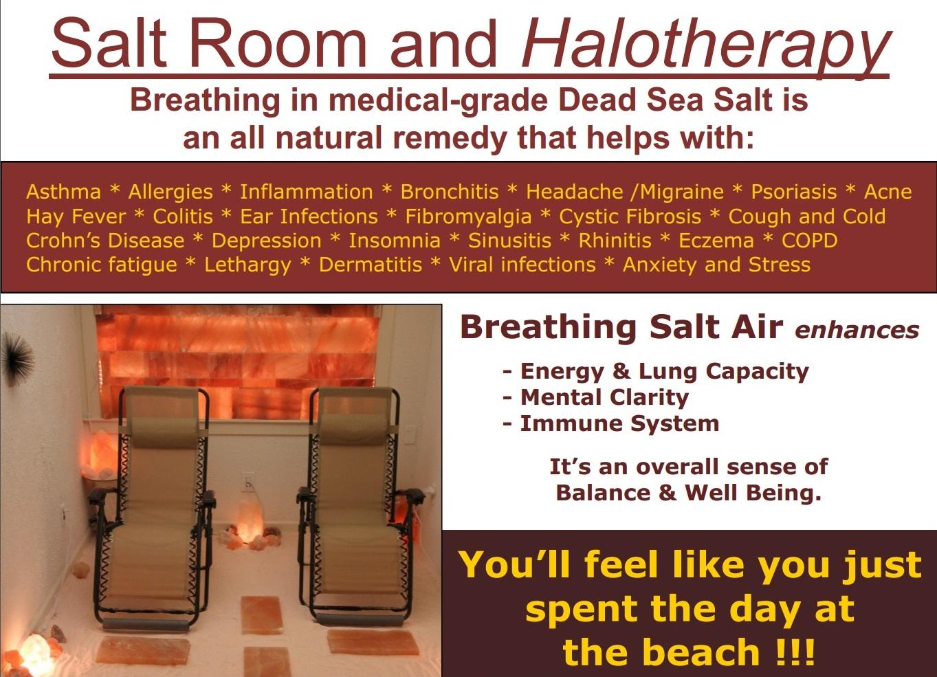 Soul Spirit Salt Spa | Wellness Provider