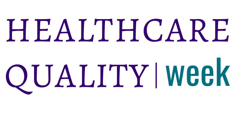 National Healthcare Quality Week