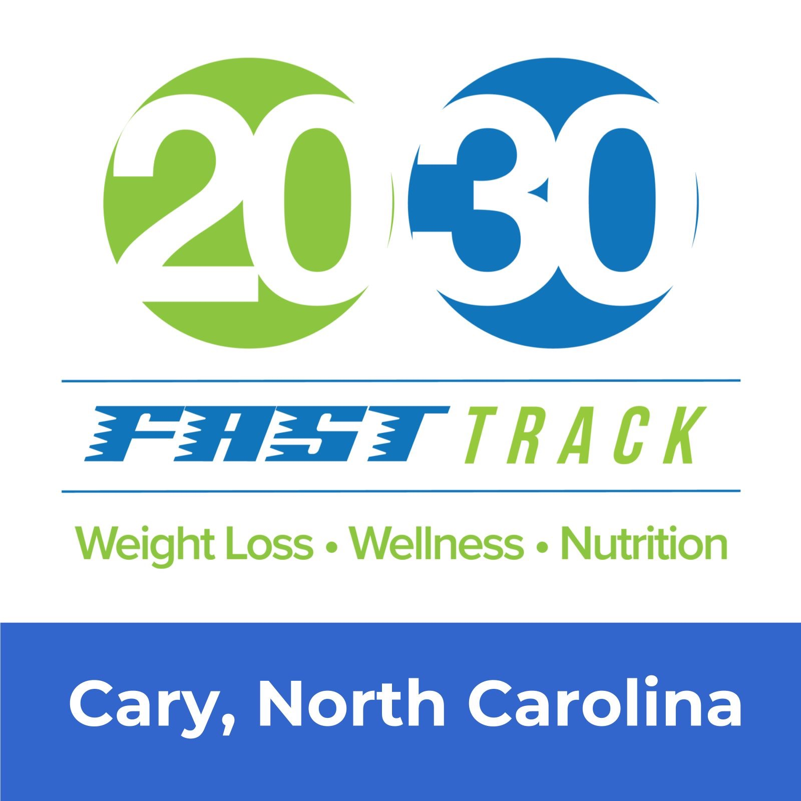 20/30 Fast Track Cary