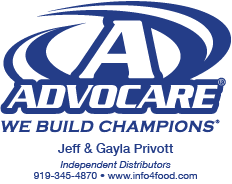 Fit Inspired Living providing AdvoCare