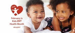 Kids ENT Health Month