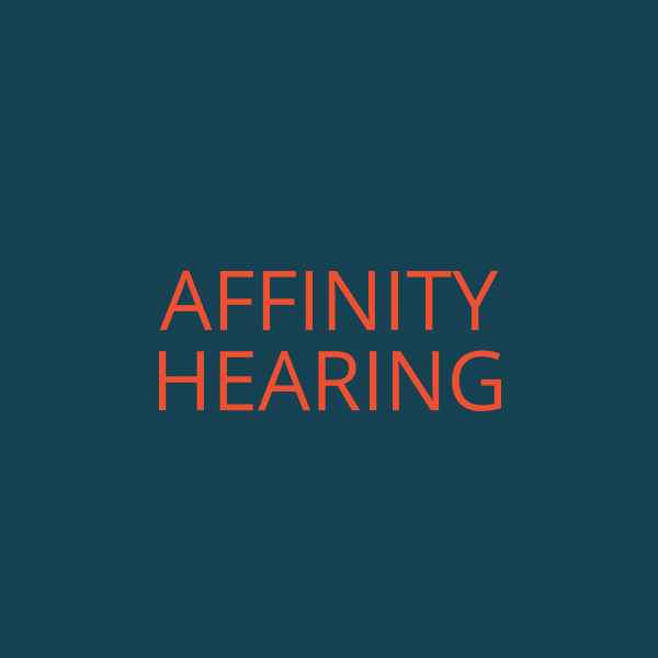 Affinity Hearing