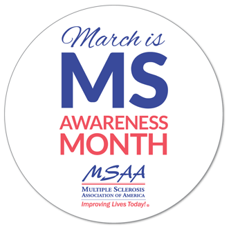 MS Education and Awareness Month