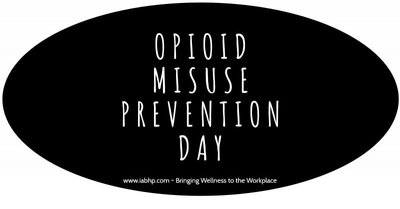 Opioid Misuse Prevention Day