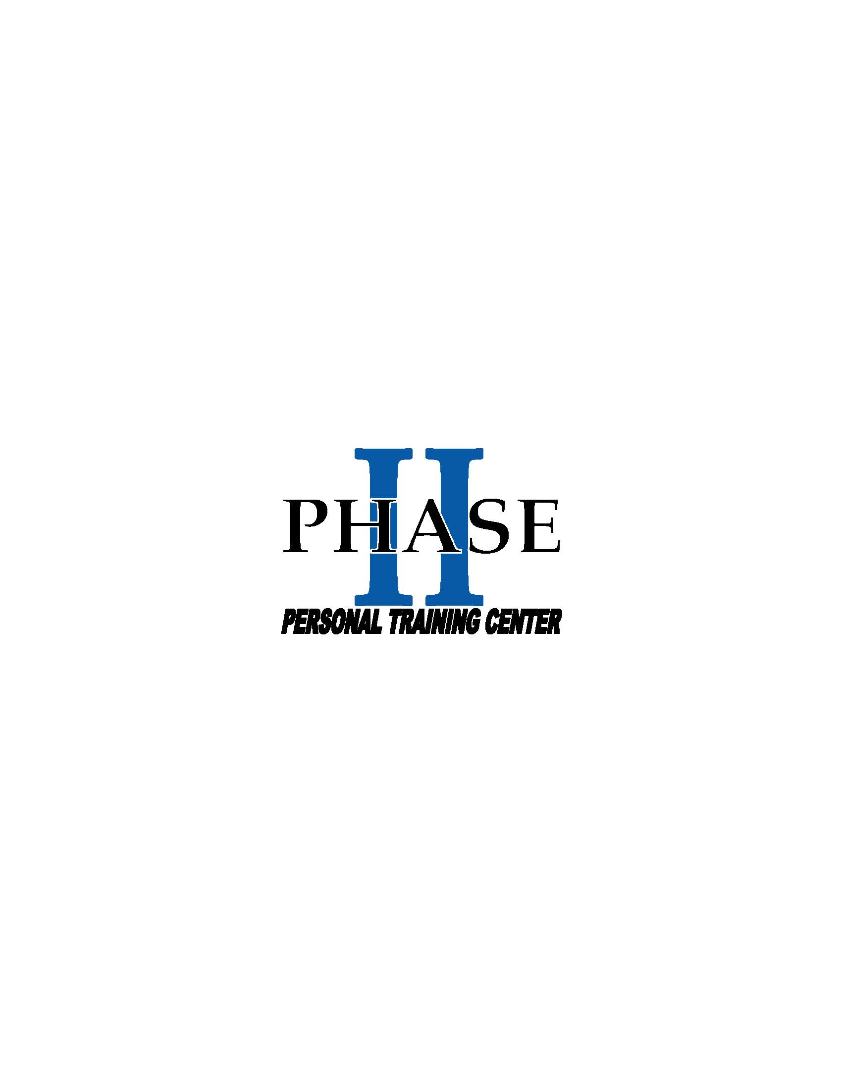 PHASE II Personal Training Center
