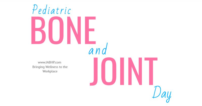 World Pediatric Bone and Joint Day