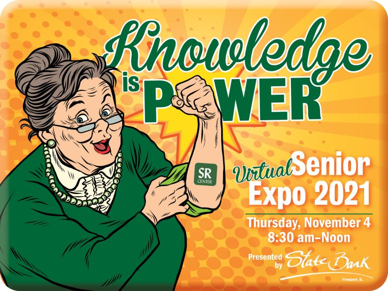 Virtual Senior Expo 2021 Presented by State Bank