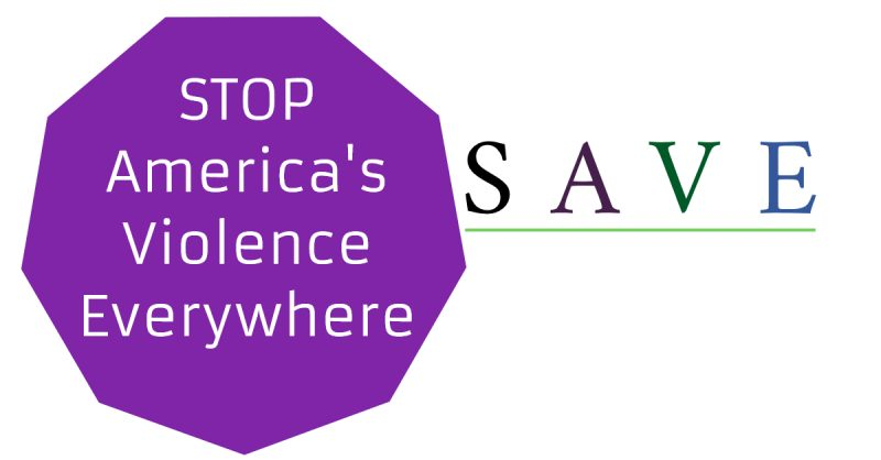 Stop America's Violence Everywhere