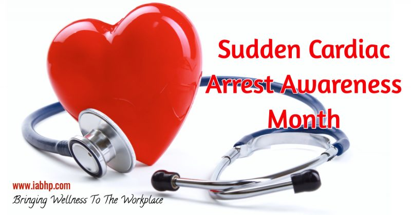 Sudden Cardiac Arrest Awareness Month
