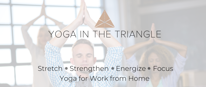 Yoga in the Triangle