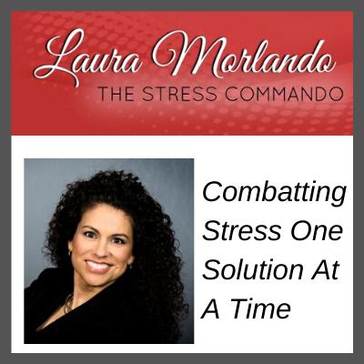 The Stress Commando   Clean Beauty Expert   TruAura Consultant