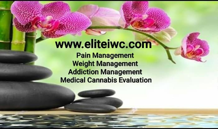 Elite Integrative Wellness Center (PA) & Elite Spine and Pain (NJ)