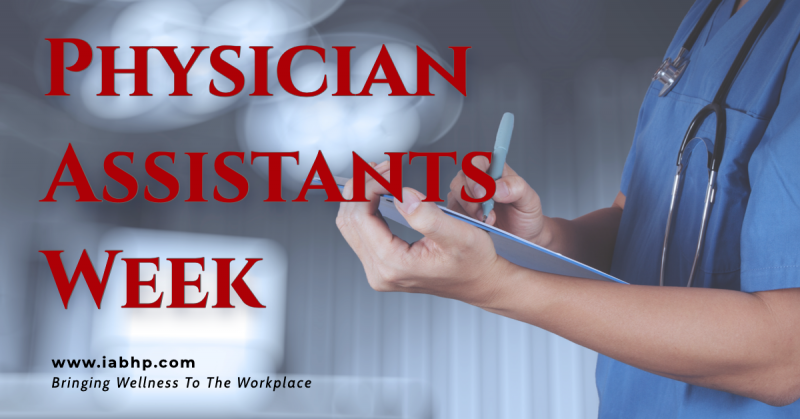 Physician Assistants Week (National)