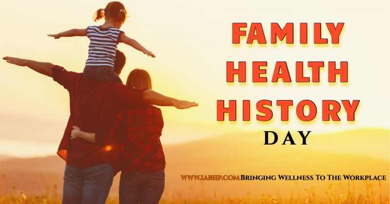 Family Health History Day (National)