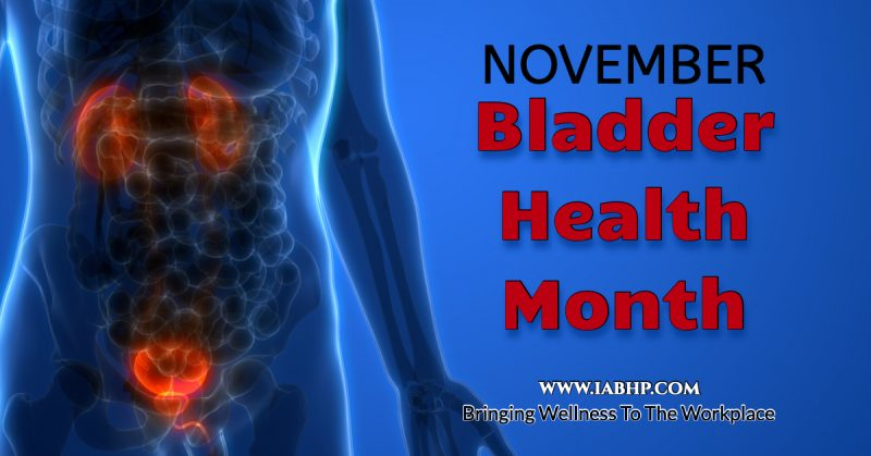 Bladder Health Month