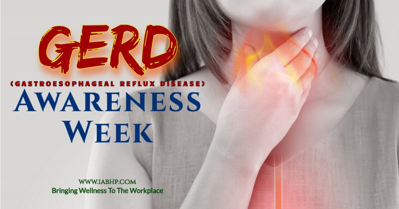 GERD Awareness Week