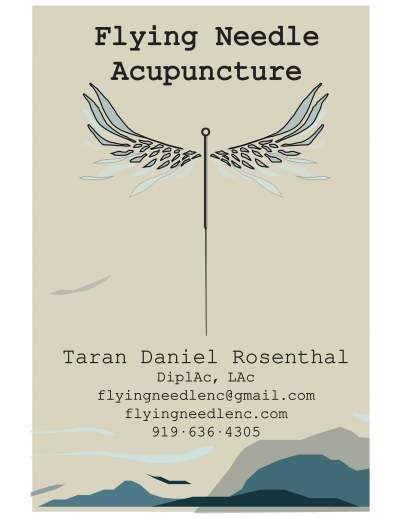 Flying Needle Acupuncture