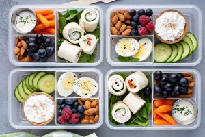 Deli Snack Box - Healthy Lunch Idea